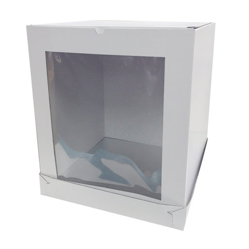14x14x16 Inch Cake Box - Tall/Side Window