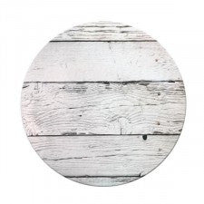 Cake Board | Timber Design | 12 Inch | Round | Mdf | 6mm Thick
