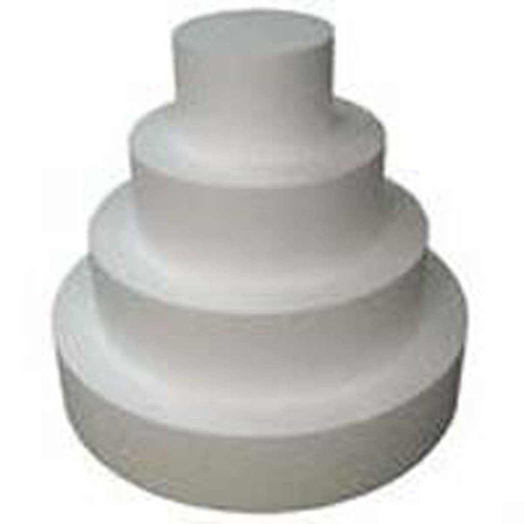 Foam Dummy | 12 Inch | Round | 4 Inch High