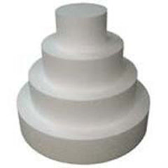 Foam Dummy | 10 Inch | Round | 3 Inch High