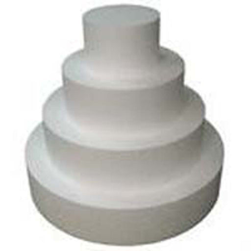 Foam Dummy | 12 Inch | Round | 3 Inch High