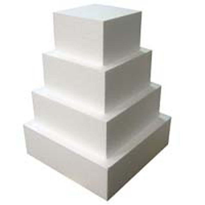 Foam Dummy | 12 Inch | Square | 3 Inch High