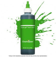Chefmaster | Leaf Green | Liqua-Gel Food Colour | 10.5 Oz/298 Grams