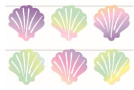 BUNTING MERMAID SHELL