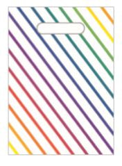 Party Bag Rainbow 8 Pack