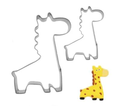 Giraffe Cookie Cutter Set