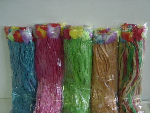 Grass Skirt Long 80cm
