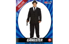 Men's Gangster Costume Size Extra Large