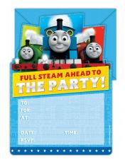 THOMAS INVITATIONS 16PK