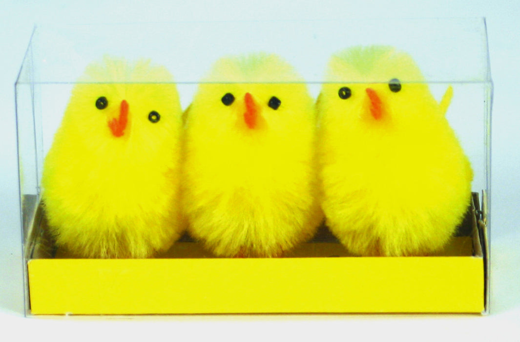 EASTER CHICKENS 3 PACK