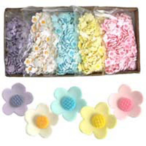 Blossoms Assorted Small (1000) - Sugar Flowers