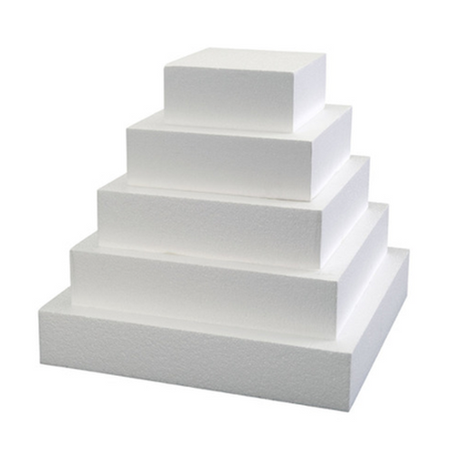 Foam Dummy | 14 Inch | Square | 2.5 Inch High