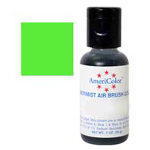 Amerimist Electric Green - Airbrush Colour .65oz