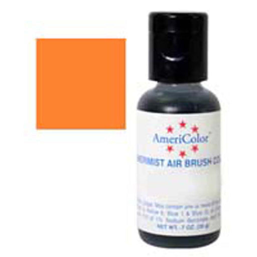 Amerimist Orange Sheen - Airbrush Colour .65 Oz