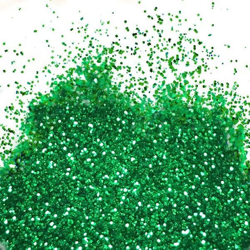 Barco Flitter Glitter - Non Toxic -10ml - Forest Green