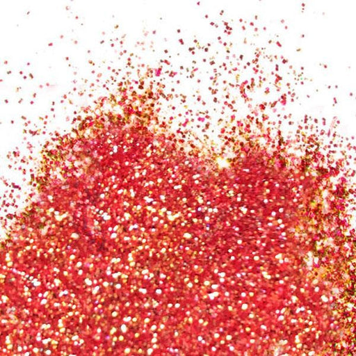 Barco Flitter Glitter - Non Toxic -10ml - Red