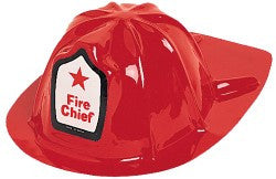 FIRE CHIEF HAT CHILD