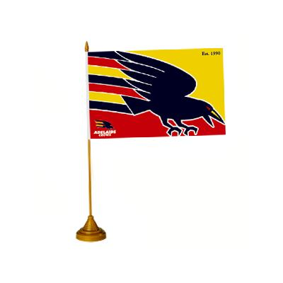AFL ADELAIDE DESK FLAG