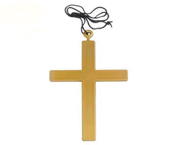 LARGE GOLD CROSS