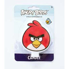 Angry Birds - Flat Candle