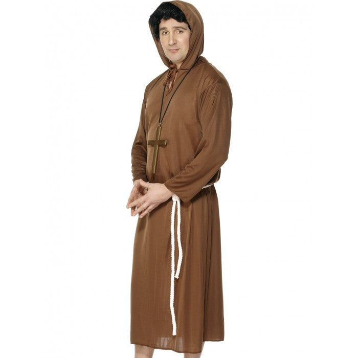 MENS MONK COSTUME SIZE L