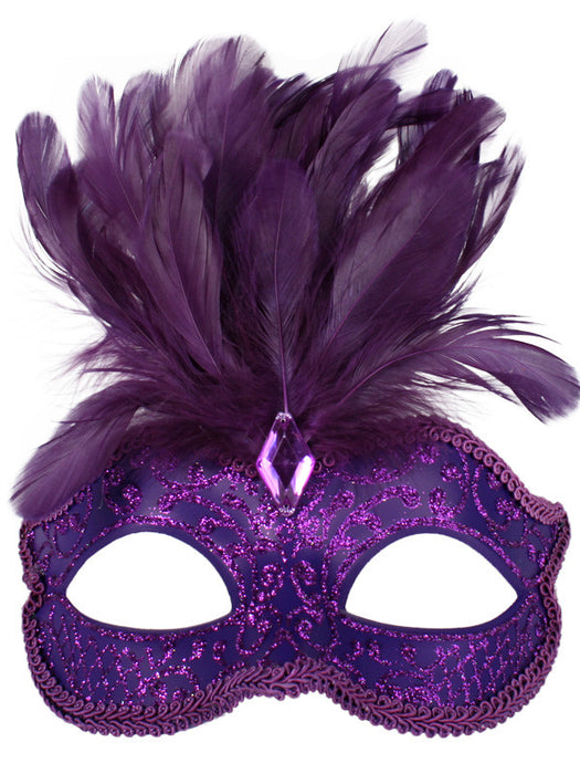 EYE MASK DANIELLA PURPLE