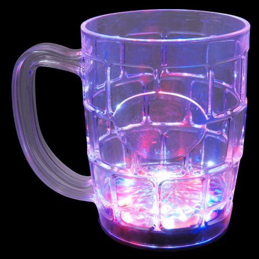 BEER MUG LIGHT UP LED