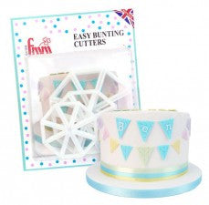 Fmm | Easy Bunting Cutters | Set Of 3