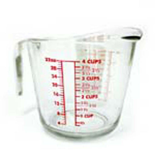 Glass Measure Jug | 4 Cup/1 Litre