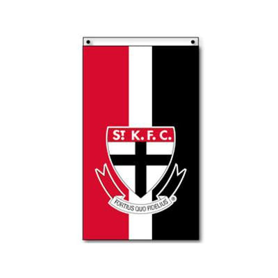 AFL SUPPORTER FLAG - ST KILDA