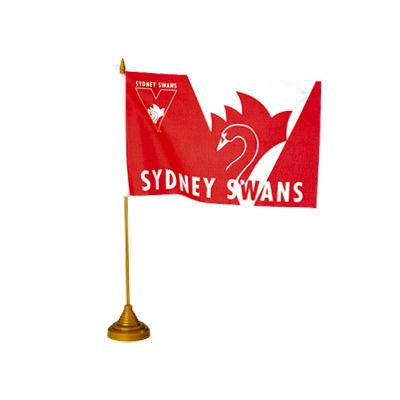 AFL Desk Flag - Sydney