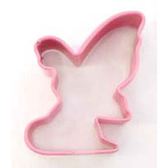 Angel/Fairy | Cookie Cutter | Pink
