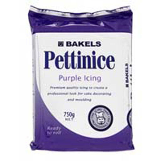 Bakels - Purple Icing 750g