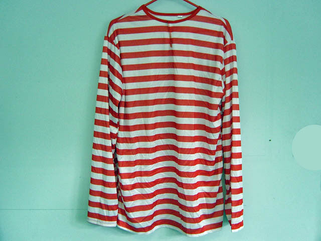 Wally Long Sleeve T Shirt Medium