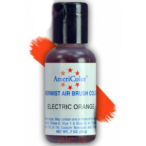 Amerimist Electric Orange - Airbrush Colour .65oz