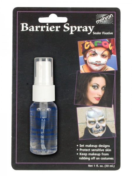 Barrier Spray Pump Bottle Carded 30ml