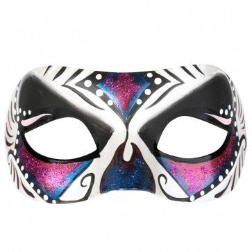 JUANITA PINK & BLUE EYE MASK