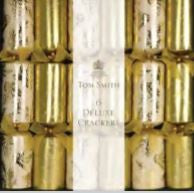 Cream/Gold Family Pack Christmas Crackers