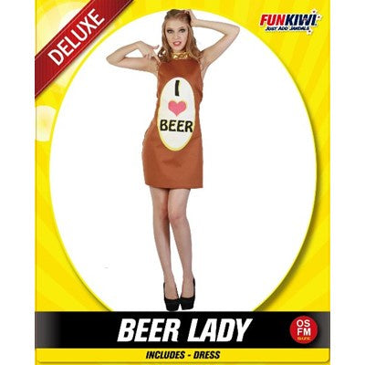 Beer Lady Costume