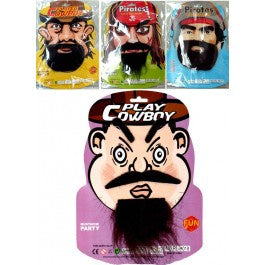 Beard Sets Assorted Themes