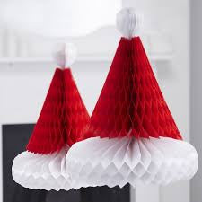 Honeycomb Christmas Decoration