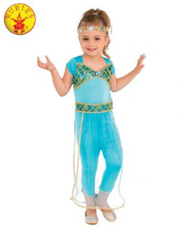 ARABIAN PRINCESS COSTUME - CHILDRENS