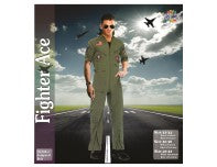 Fighter Ace Pilot Adult Costume