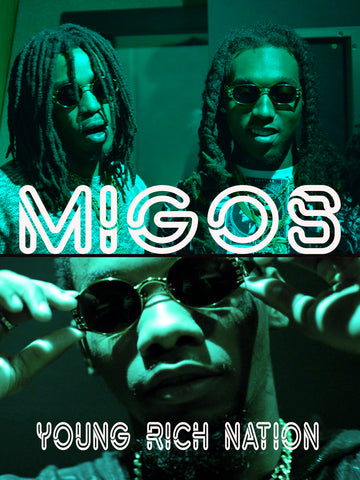 Migos - Young Rich Nation