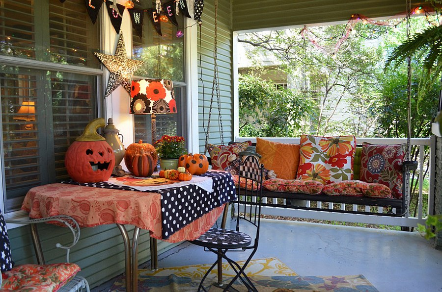 6 Easy Ways To Give Your Home A Quick Halloween Makeover
