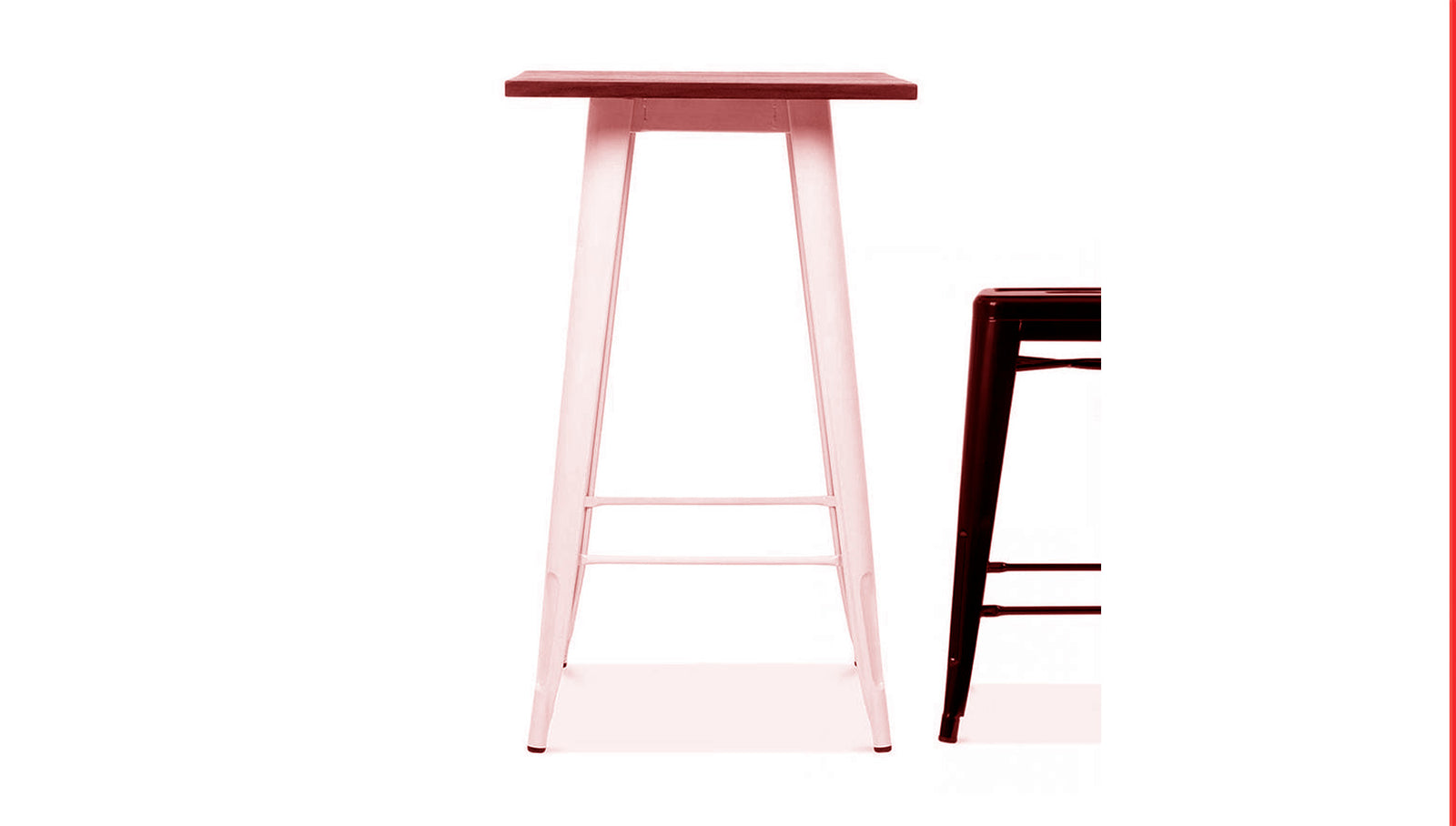 Ebarza Online Furniture Stores UAE Bar Table