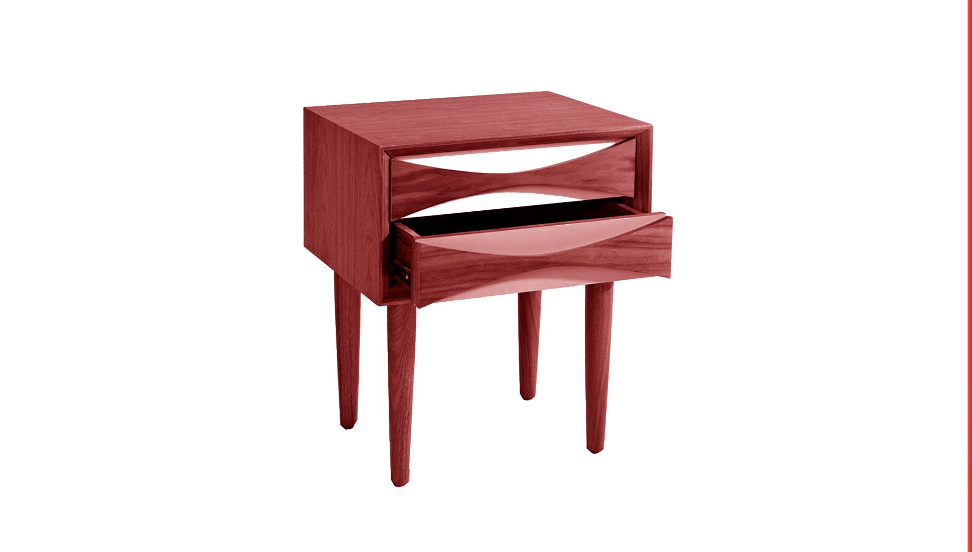 Ebarza Online Furniture Stores UAE Bed/Office Side Table