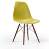 Dinning Chair- Plastic- MS00G38-Wood-W - ebarza