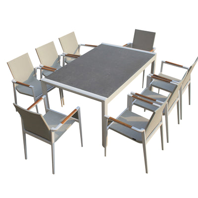 Pre-Order 50 days delivery Phoenix Dining Set  PHOENIX-C