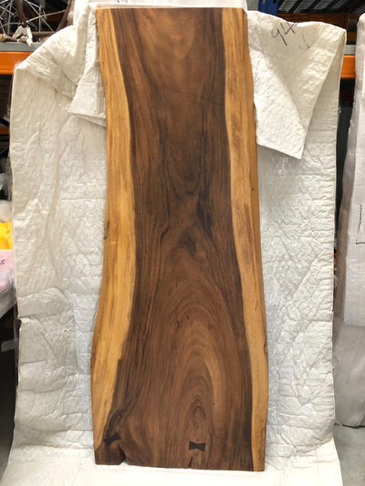 LIVE EDGE DINING TABLE  LL111